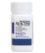Reactine Allergy 10 mg Strength 24 Hour Relief Tablets