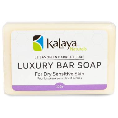 Kalaya Naturals Luxury Bar Soap
