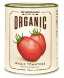 Eat Wholesome Organic Whole Tomatoes (peeled)