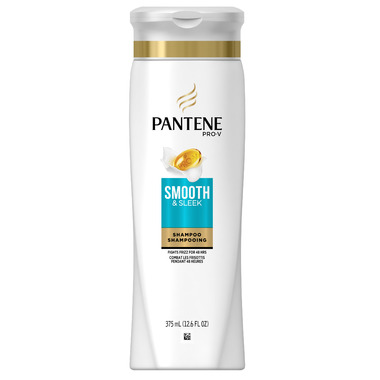 Pantene Smooth & Sleek Taming Shampoo