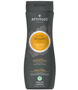 ATTITUDE Super Leaves Natural 2-in-1 Sport Shampoo & Body Wash For Men