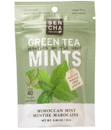 Sencha Naturals Sugar Free Green Tea Mints Moroccan Mint