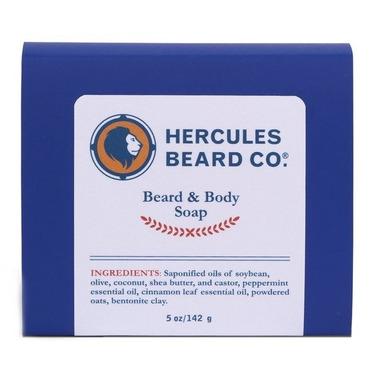 Hercules Beard Co. Beard & Body Soap