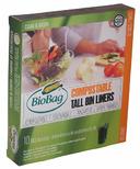 BioBag Tall Bin Food Waste Bags
