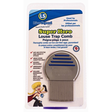 Lice Squad Canada Louse Trap Comb