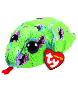 Ty Flippables Monty The Sequin Snake Small