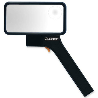Quartet Lighted Magnifier with Bifocal Insert
