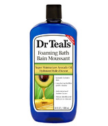 Dr Teal's Super Moisturizer Avocado Oil Foaming Bath