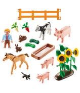 Animaux de la ferme Playmobil