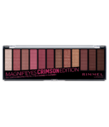 Rimmel London Magnif'eyes Eyeshadow Palette Crimson Edition