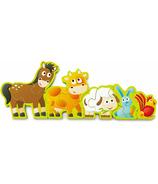 Hape Toys Numbers & Farm Animals