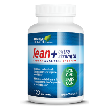 Genuine Health Lean+ Extra Strength Capsules Large Pack