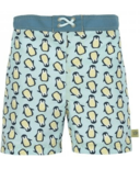 Lassig Swim Diaper Boardshorts Penguin