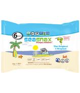 Sea Snax Organic Classic Grab & Go 6 Pack
