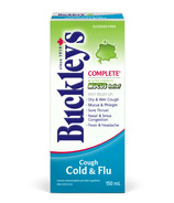 Buckley's Complete Mucus Relief Cough Cold & Flu