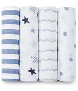 aden + anais Classic Swaddling Wraps Rock Star