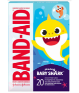 BAND-AID Adhesive Bandages Assorted Sizes