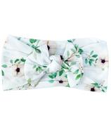 Baby Wisp Headband Nylon Bow Slow Floral