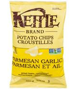 Kettle Parmesan Garlic Potato Chips