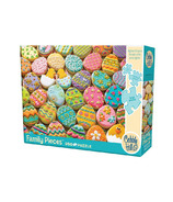 Cobble Hill Puzzle Easter Cookies