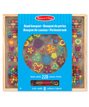 Melissa & Doug Bead Bouquet Wooden Bead Set