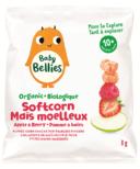 Little Bellies Baby Bellies Organic Berry & Apple Soft Corn Puffs