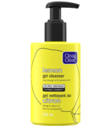 Clean & Clear Lemon Gel Face Cleanser
