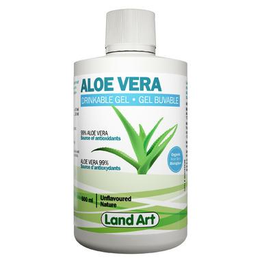 Land Art Aloe Vera Gel