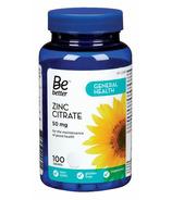 Citrate de Zinc Be Better
