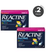 Reactine Allergy Junior Fast Melt Tablets Bundle