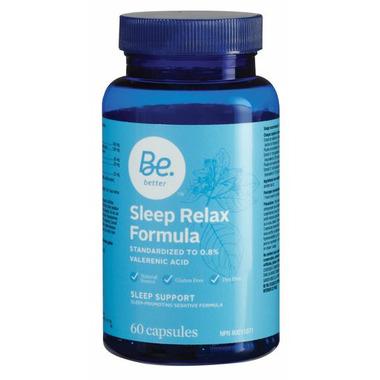 Be Better Sleep Relax Formula