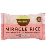 Miracle Noodle Riz à base de plantes