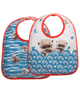 Sugarbooger Mini Bib Gift Set Baby Otter