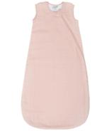 Perlimpinpin 0.7 Tog Cotton Muslin Sleep Bag Dusty Rose