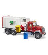 Bruder Toys Mack Granite Side Loading Garbage Truck