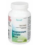 Rexall Magnesium Citrate