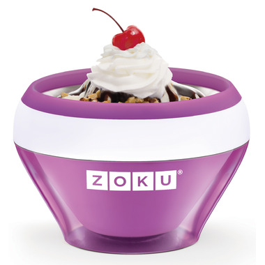 Zoku Ice Cream Maker in Purple