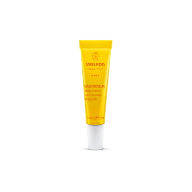 Weleda Calendula Baby Body Lotion Travel Size
