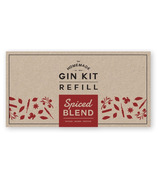 The Homemade Gin Kit Spiced Blend Refill Tins