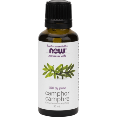 NOW Essential Oils Camphor Oil