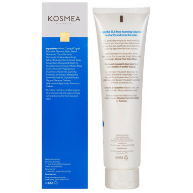 Kosmea Clarifying Facial Wash