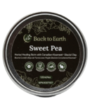 Back to Earth Kisameet Clay Sweet Pea Cream