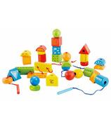 Hape Toys String-Along Shapes