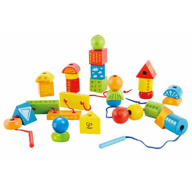 Hape Toys String-Along Shapes