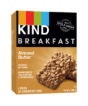 KIND Breakfast Bars Almond Butter