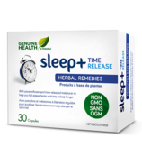 Genuine Health Sleep+ Time Release