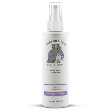 Pampered Pets Odour Eliminator Lavender Oatmeal