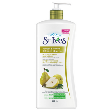 St. Ives Pear Nectar & Soy Body Lotion