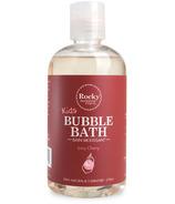 Rocky Mountain Soap Co. Kids Juicy Cherry Bubble Bath
