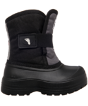 Stonz Scout Boots Grey Black
